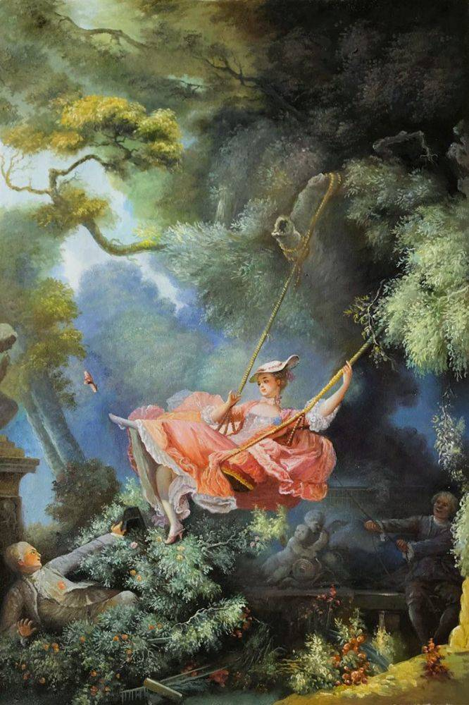 Fragonard painting